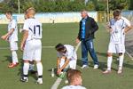 Дніпродзержинська Сталь U-17 продовжує участь у Кубку Шнейдермана